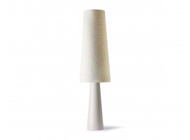 Vloerlamp KEGEL XL - Crème