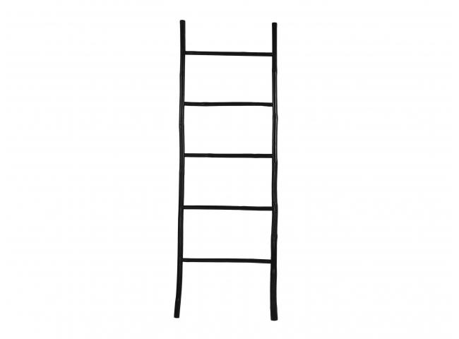 Ladder CAY TRE - Zwart bamboe