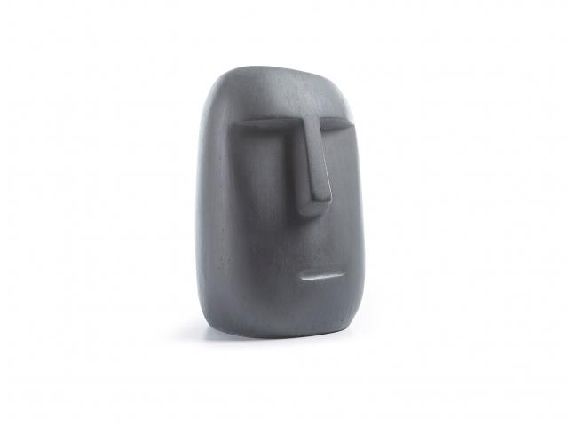 Beeld LEVIA 31 cm - Cement