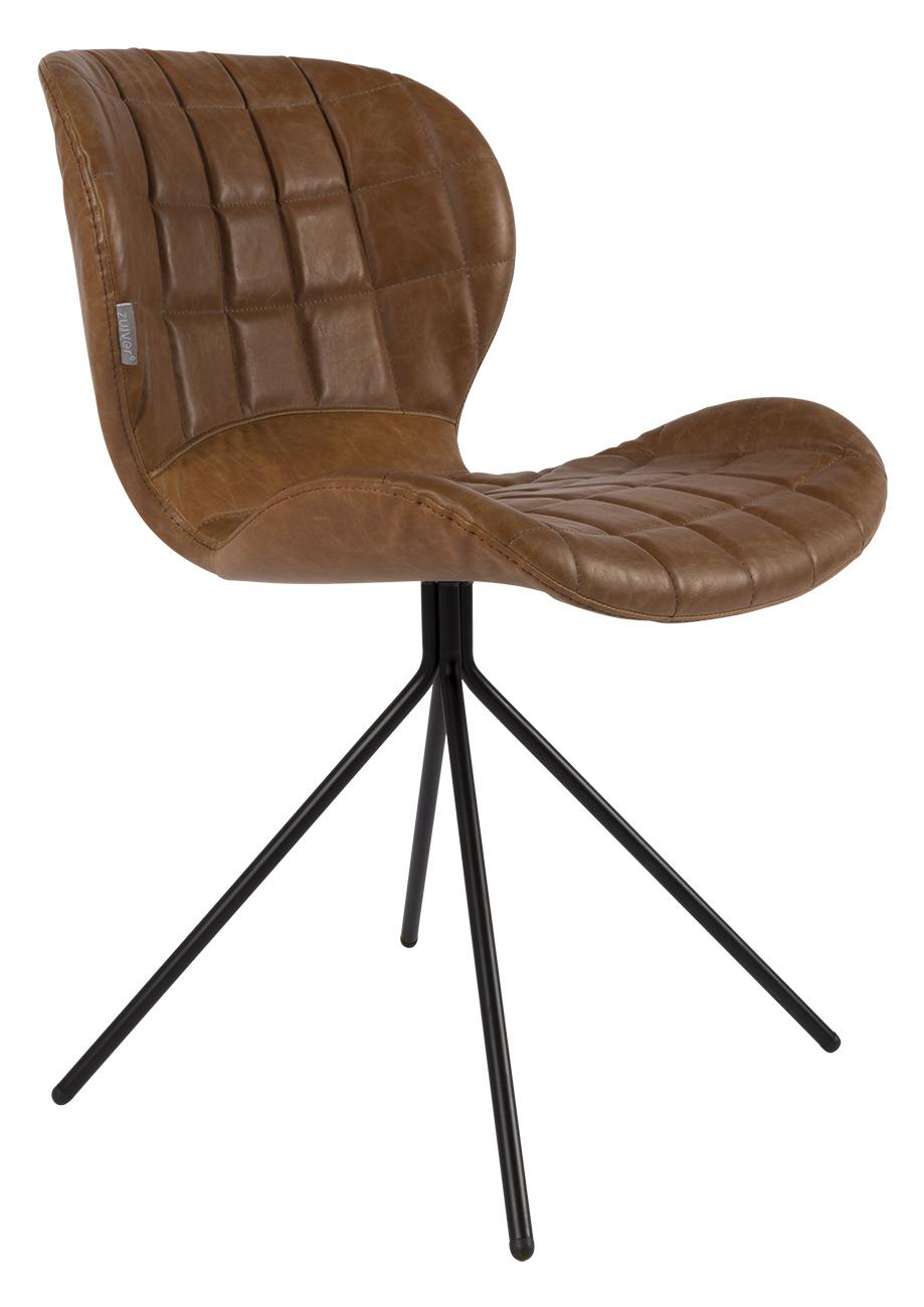 Zuiver Stoel Omg : Kuipstoel omg kleur brown bruin deba meubelen