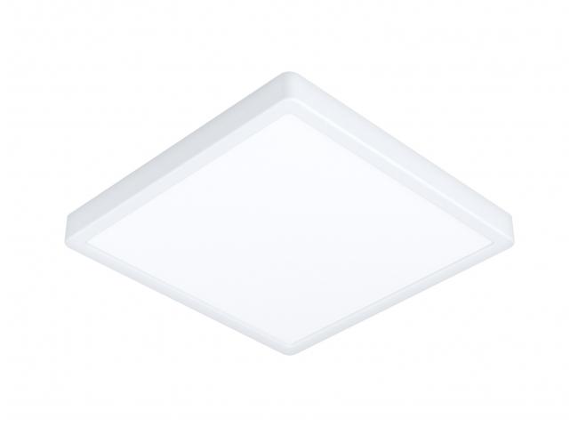 Plafondlamp FUEVA 5 - Zwart