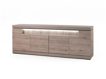 Dressoir 'Etna' - kleur: Millenium oak l