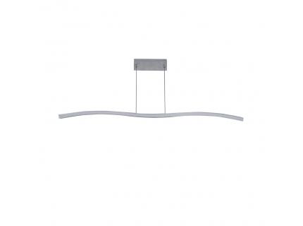 Hanglamp  - kleur: Mat nikkel