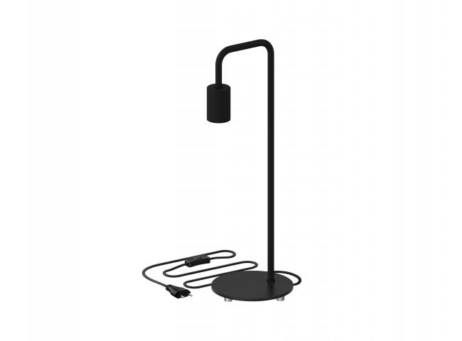 Tafellamp U-LINE - Zwart