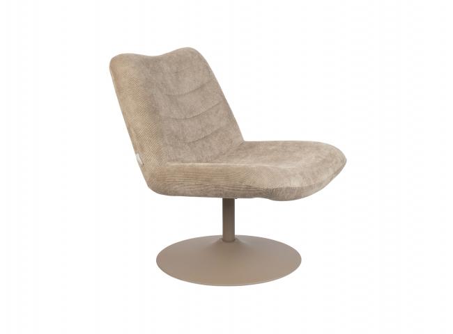 Loungechair BUBBA - Beige
