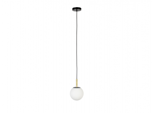 Hanglamp ORION - Opaal wit