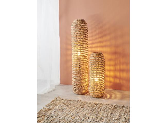 Vloerlamp ROTA - Naturel