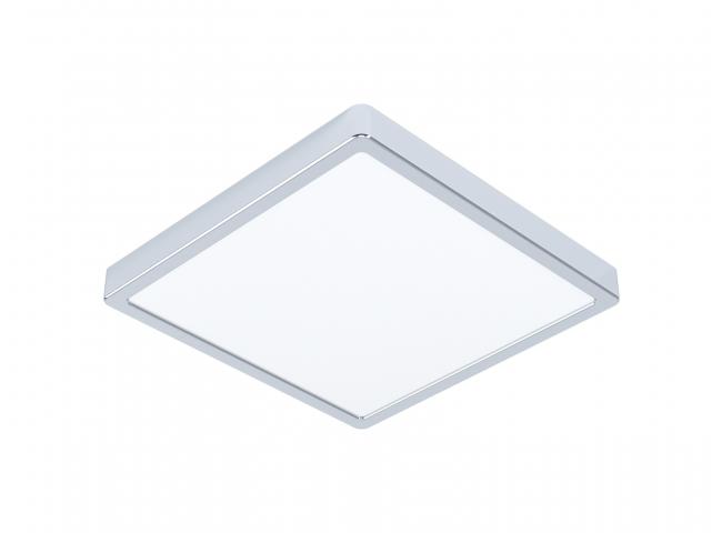 Plafondlamp FUEVA 5 vierkant -