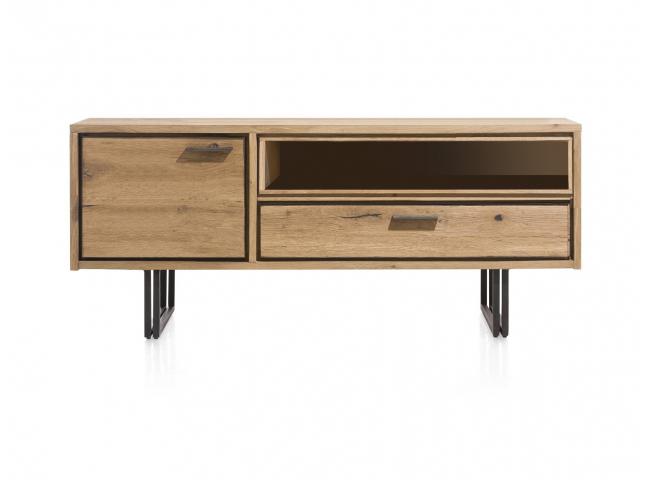 Lowboard DENMARK 140 cm - Oak