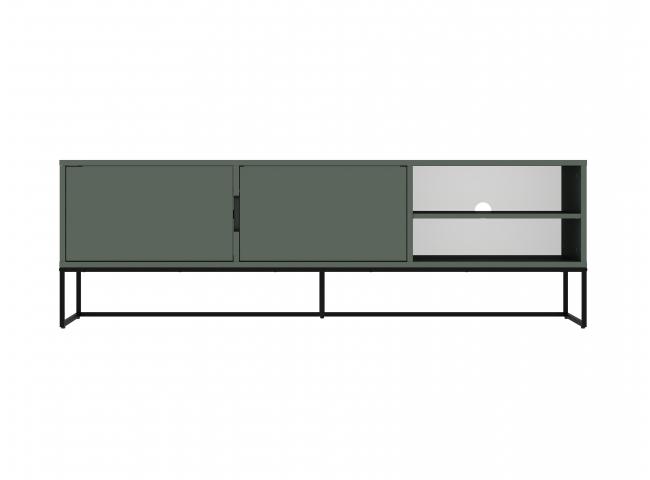 Tv-meubel LIPP - Shadow Black