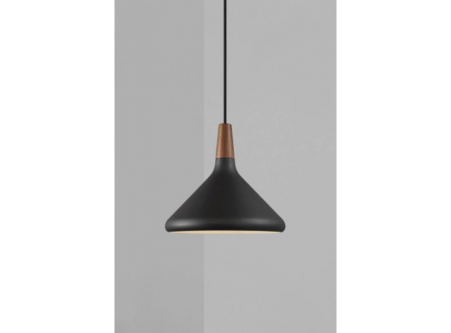 Hanglamp NORI 27 - Zwart