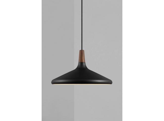 Hanglamp NORI 39 - Zwart