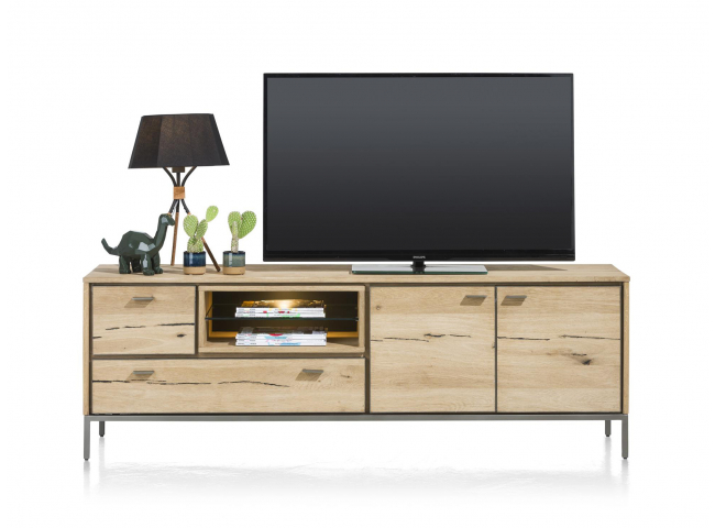 Tv-meubel FANEUR 170 cm - Natu