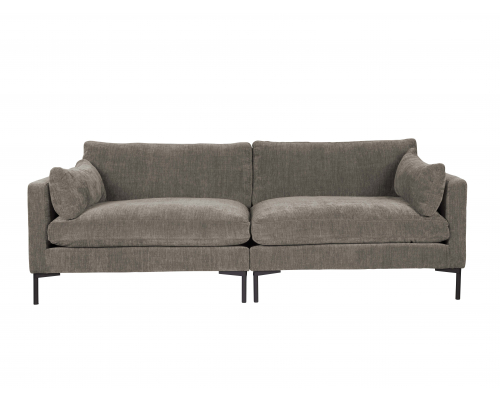 3-zit sofa SUMMER - Coffee