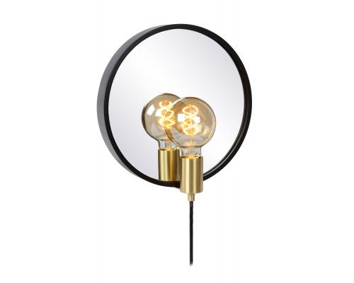 Wandlamp REFLEX - Zwart
