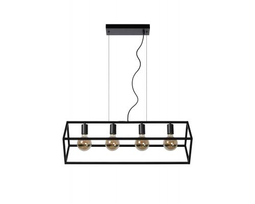 Hanglamp FABIAN - Zwart