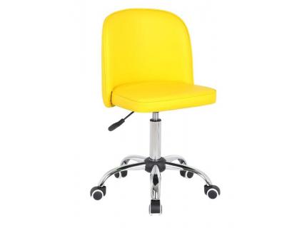 Bureaustoel 'Cosy' - kleur: Yellow
