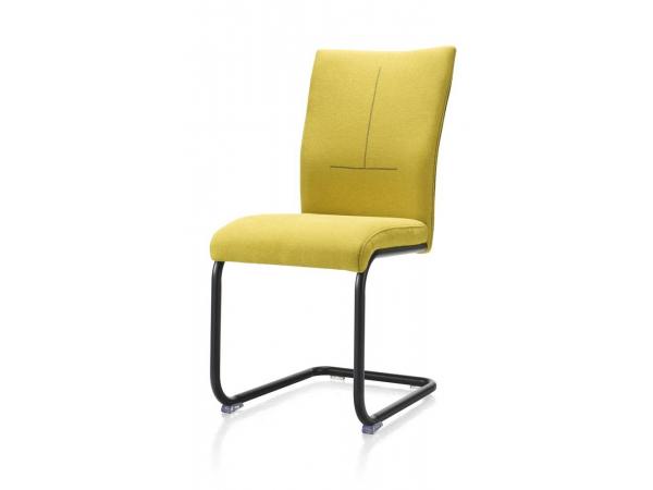 Eetkamer Stoel Groen : Eetkamerstoel django limoen groen deba meubelen