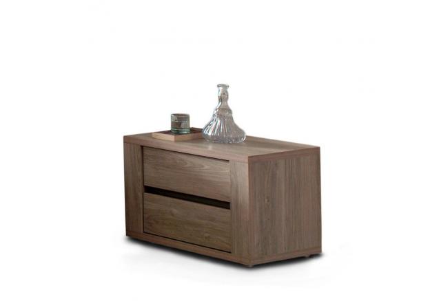 Nachttafel 'Rocca' - kleur: Wood