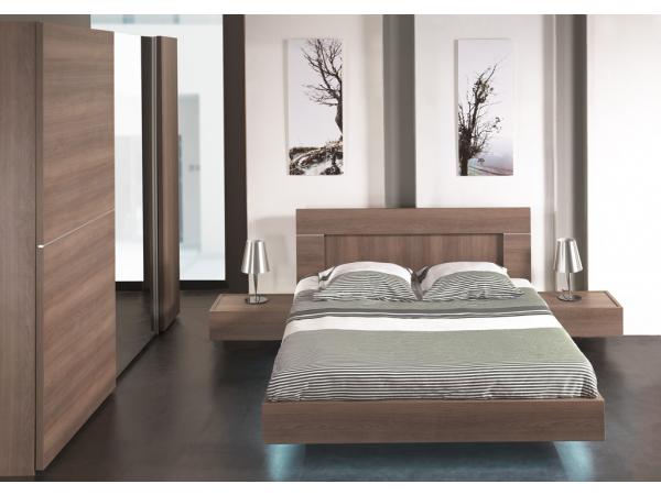 Bed 140x200 Hout.Bed 140x200 Nia Hout Deba Meubelen
