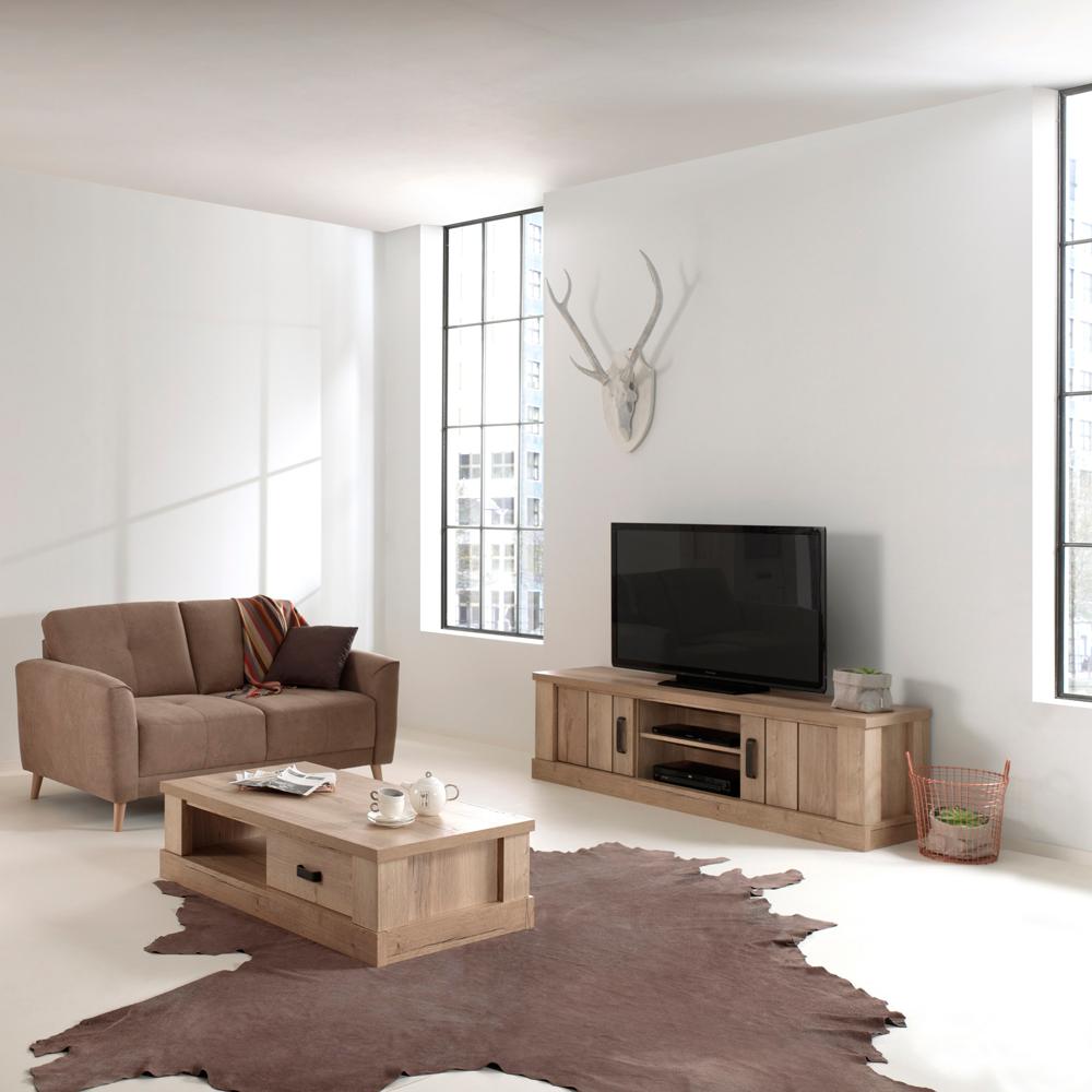Woonkamer Tv Kast : Tv meubel cornwall ekc hout deba meubelen