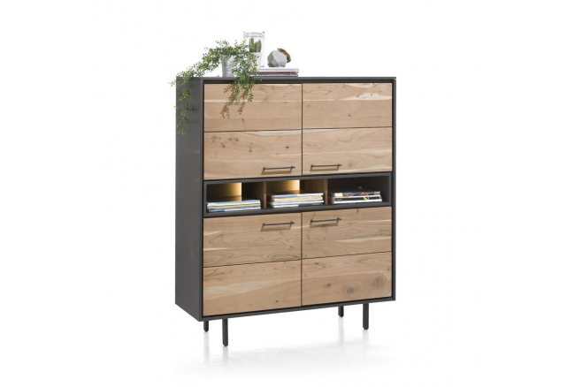 Cenon hoge dressoir, incl. led
