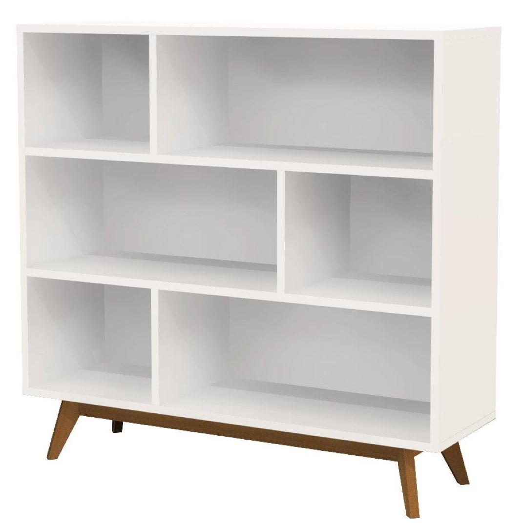 Open kast bess wit deba meubelen