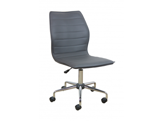 Bureaustoel 'Trendy' - kleur: Grey