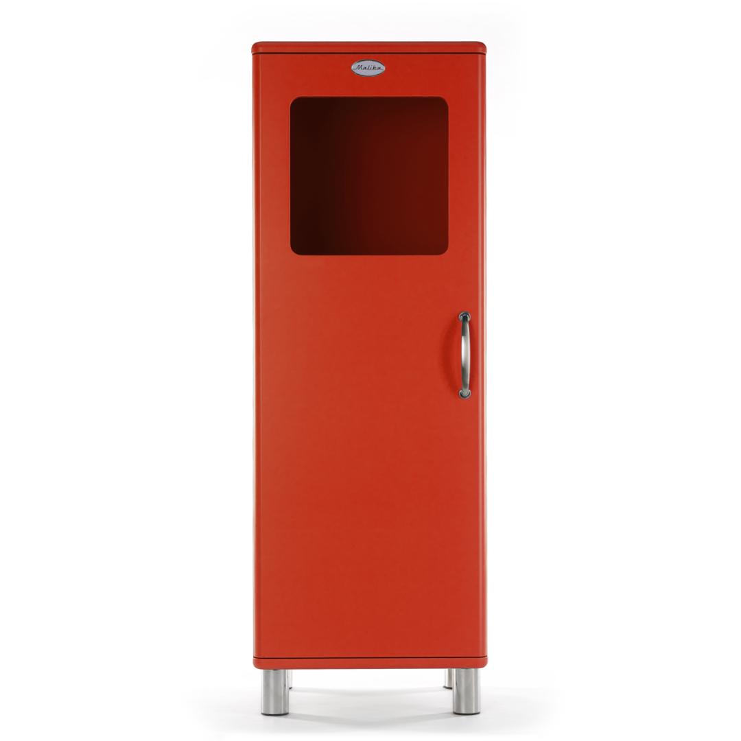 Malibu Kast Rood : Bergkast malibu rood rood deba meubelen