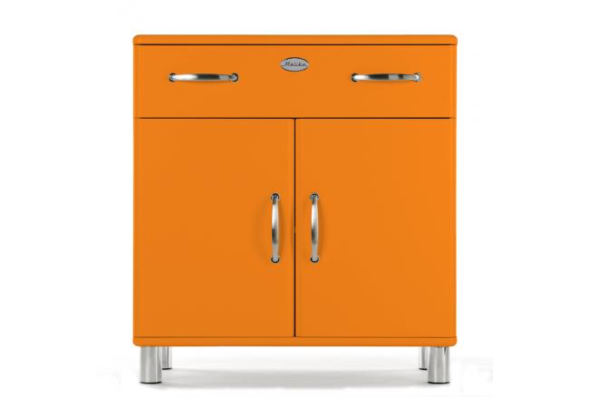 Commode 'Malibu' - kleur: Aluminium