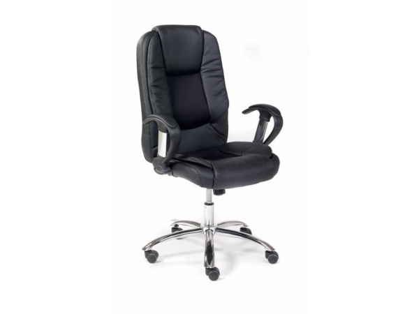 Verstelbare Bureaustoel Zwart.Bureaustoel Zwart Deba Meubelen