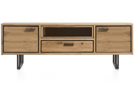Denmark tv-dressoir, incl. led
