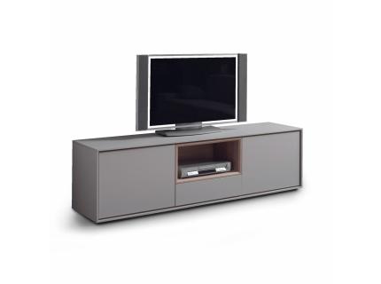 TV-meubel 'Kyara' - kleur: Eik/eik