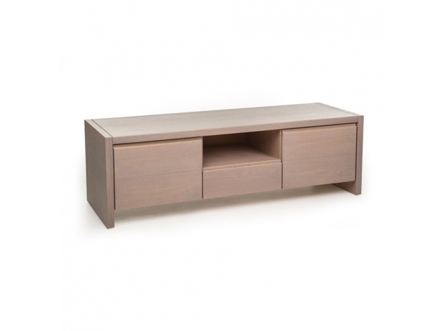 Tv-meubel 'Milaan' - kleur: Verweerd gri