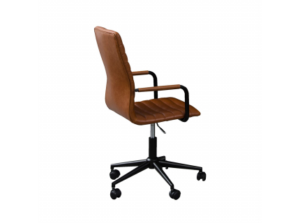 Bureaustoel 'Winslow' - kleur: Leather l