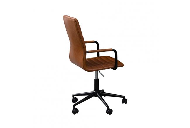 Bureaustoel 'Winslow' - kleur: Leather l