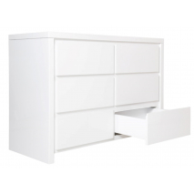 Commode Wit Bopita.Commode 6 Laden Camille Wit Wit Deba Meubelen