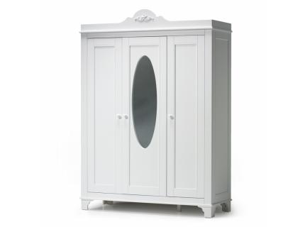 3-deurskast