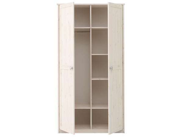 Kledingkast wit deba meubelen