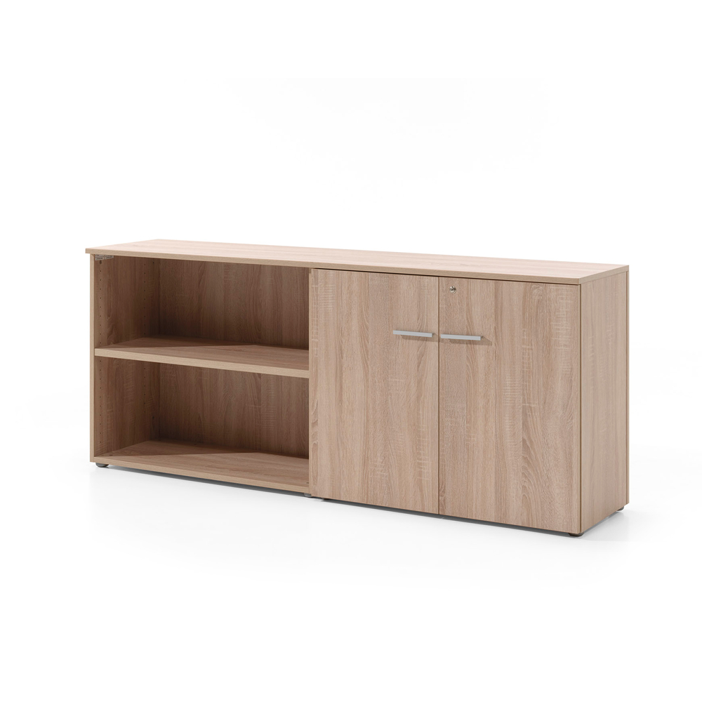 Lage kast hout deba meubelen