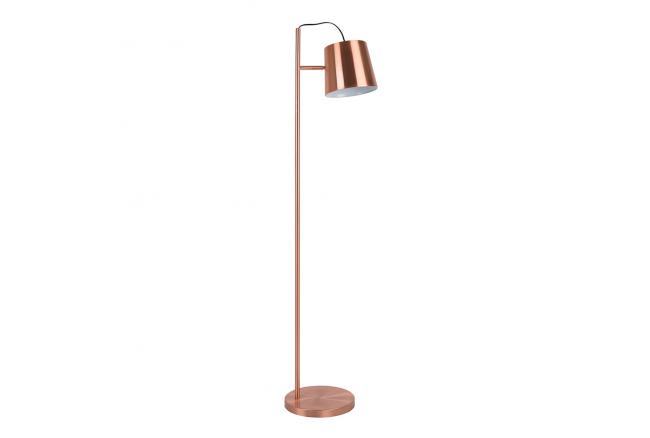 Buckle head vloerlamp