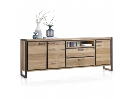 Metalo dressoir, incl. LED